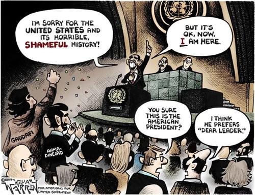 Obama UN Apology
