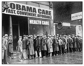 ObamaCare, and when it's fully implemented, it will cost over $2