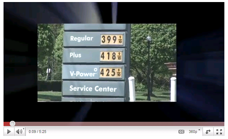 global gas prices 2011. Rising Gas Prices on #39;The Week